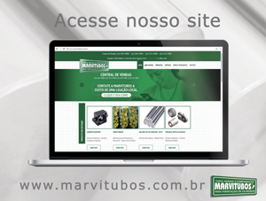 Marvitubos lança novo site