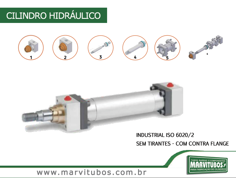 Industrial ISSO 6020/2
