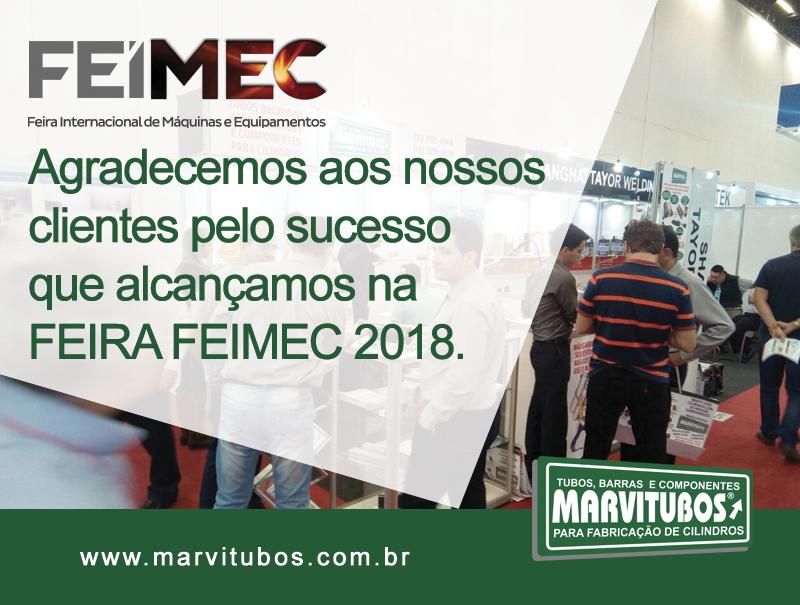 FEIRA FEIMEC 2018