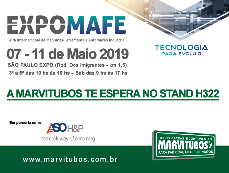 EXPOMAF 2019