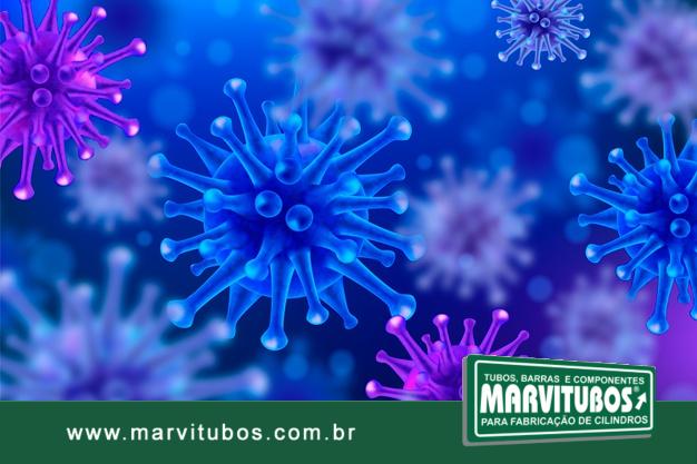 Prazos de Entrega - Pandemia Coronavírus (COVID-19)